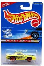 1997 Hot Wheels #559 Street Beast #3 Blown Camaro without country on base