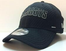 2021 Dallas Cowboys New Era 39THIRTY NFL Sideline Training Camp Cap Hat On Field