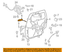 TOYOTA OEM 98-03 Sienna Side Sliding Door-Handle Outside Exterior 6923008020A0