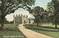 Rare Lovely Vintage Postcard - Glenarm Castle - Co. Antrim Northern Ireland 1906