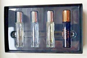 Versace Sample Set - 4 Scents- .17 OZ Each