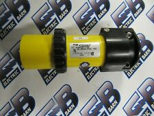 Tampb Russellstoll 9p54u2t1100 50 Amp 250 Vac 3p4w Pin Amp Sleeve Plug Ps172