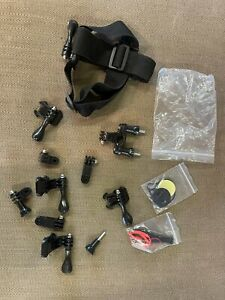 GoPro Attachments and GoPro Headband