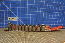 "Craftsman 1/2"" Drive Sockets"