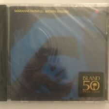 Marianne faithfull broken english cd 8 titres neuf sous blister