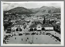GREECE ARCADIA  TRIPOLIS TRIPOLI  PANORAMIC VIEW SQUARE ORIGINAL PHOTO  13x18 cm