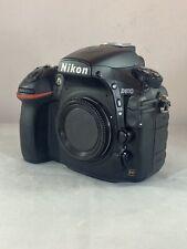 Nikon D810 Full Frame Professional Digital SLR Camera Body Only - JS 003