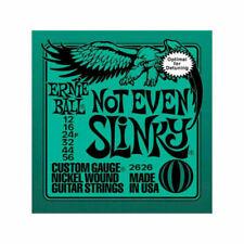 Ernie Ball Extra Slinky Nickel Wound Electric Guitar Strings - 8-38 Gauge