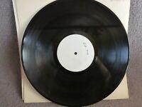 Jericho (Jones) - Jericho (Vinyl LP) ULTRA RARE White Label A&M AMLS68079 1972
