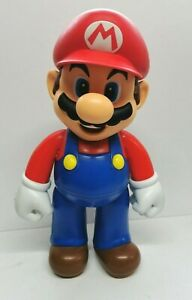 "Jakks World Of Nintendo Giant Super Mario 20"" 50CM Poseable Large Figure"
