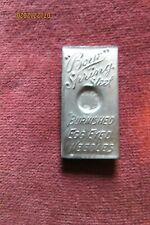 "Vintage/Antique 1912? Metal Sewing Holder ""Boye"" Spring Steel Egg Eye Needles"