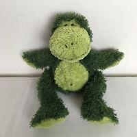 Retired Jellycat Paw Paw Green Frog Beanie Plush Soft toy J382