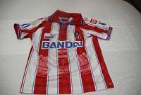 Camiseta Oficial PUMA 1996-97 ATLETICO DE MADRID Bandai Talla 10 años TARA abajo