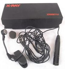 X-Ray  XR-MM701 Kondensator INSTRUMENTAL Mikrofon 9-52Volt XLR Mike BLÄSER DRUM