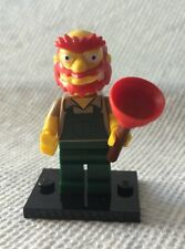 Lego Groundskeeper Willie Minifig Simpsons Series 2 #13 William MacDougal Janito