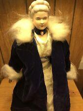 Parian Doll Repro 18�