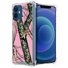 Case For [iPhone 12 / iPhone 12 Pro][Clear Bumper SET13] Slim Flexible Cover