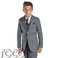 Boys Grey Suit, Slim Fit Suits, Page Boy Suits, Prom Suits, Boys Wedding Suits