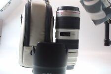 Canon Zoom EF 70-200mm 1:2,8 L IS II USM Objektiv