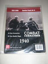 Combat Commander: Battle Pack No. 6: Sea Lion  (New)