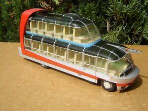 HACHETTE / IXO: CAR / BUS CITROEN U55 CITYRAMA CURRUS  Echelle 1/43