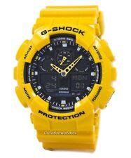 Casio G-Shock Velocity Indicator GA-100A-9ADR GA-100A-9A GA-100A-9 Watch