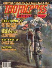 MOTOCROSS ACTION - August 1977 Jimmy Ellis / Hangtown '77 / Montesa 250VB / Belg