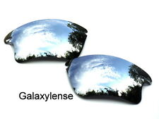 Galaxy Replacement Lenses For Oakley Fast Jacket XL Titanium Color Polarized