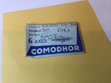 VALJOUX 320-321  Axe Lot De 3