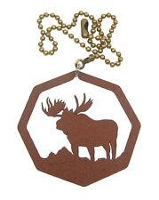 Moose Fan Pull - Ornament
