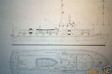 bristol pilots  boat model boat plans