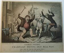 Collection of 5 Antique Medical Cards (Prints)