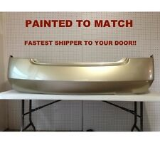 Fits; NEW 2002 2003 2004 2005 2006 Nissan Altima 2.5L Rear Bumper Painted