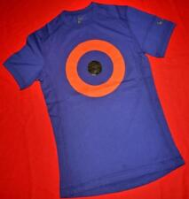 "RAPHA ""WIGGINS RACE T-SHIRT"" GRAPHIC T-SHIRT TEE TOP - SIZE XS - BLUE"