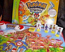 Pokeman Champion Island DVD Board Game