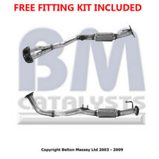 Fit with TOYOTA CELICA Exhaust Fr Down Pipe 70258 2.0 (Fitting Kit Included)