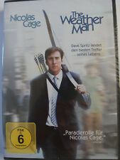 The Weather Man - Meteorologe Nicolas Cage, Michael Caine - Wetter Experte