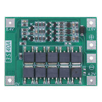 3S 40A 18650 Li-Ion Lithium Battery Charger Protection Board For Drill Mo I1
