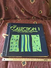 Vintage Montgomery Ward Wallpaper Collection 1960's Book