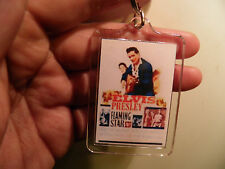 ELVIS PRESLEY   FLAMING STAR     FILM POSTER  LARGE   KEY RING