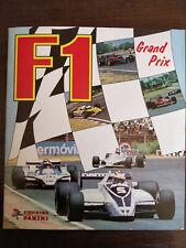 Album F1  GRAND PRIX – 1980 PANINI – Colección Completa (144 cromos)