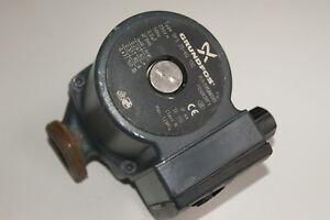 Pompe de chaudiere circulateur GRUNDFOS UPS 25-60 130 Occasion garantie (1)