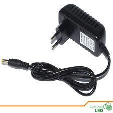Power Supply Adapter EU Socket - AC 85-240 to DC 12V 2A 24W for Led Strip Light