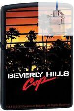 Zippo 9209 beverly hills cop movie Lighter & Z-PLUS INSERT BUNDLE