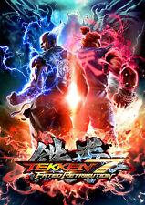 Teken 7 Game Poster A5 A4 A3 A2 A1