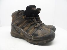 WINDRIVER Men's Lefroy Waterproof Approach Hiking Boot Brown Size 11M