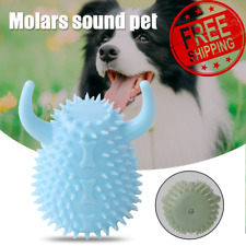 Squeaky Latex Rubber Toys Safe Durable Bite Resistant Small Medium Large Dogs