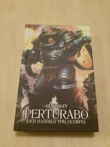 Horus Heresy - Perturabo - Der Hammer von Olympia