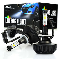 JDM ASTAR 2x 1G CREE 881 889 6000K Super White LED Fog Driving Lights Car Bulbs