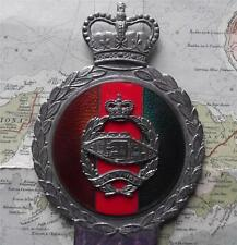 Original Vintage Car Mascot Badge British Army Tank Corps Regiment by Gaunt B